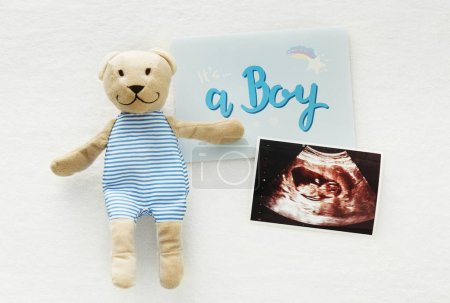 A Boy Baby Shower concept