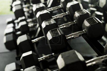 Fitness equipment, original photoset