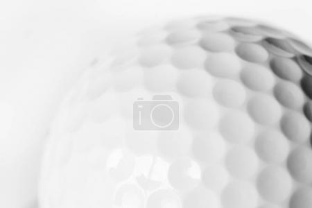 Closeup of golf ball, original photoset