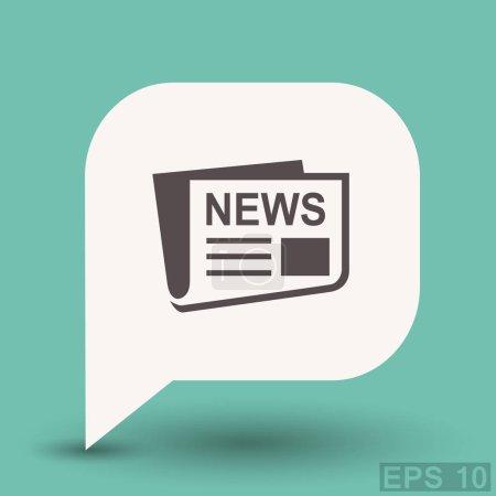 News icon desing