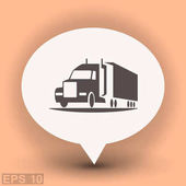 Ikona ikony truck