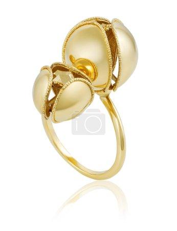 original female ring of gold
