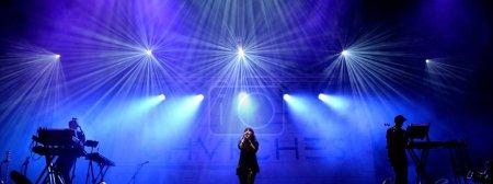 Chvrches (Scottish electronic band)