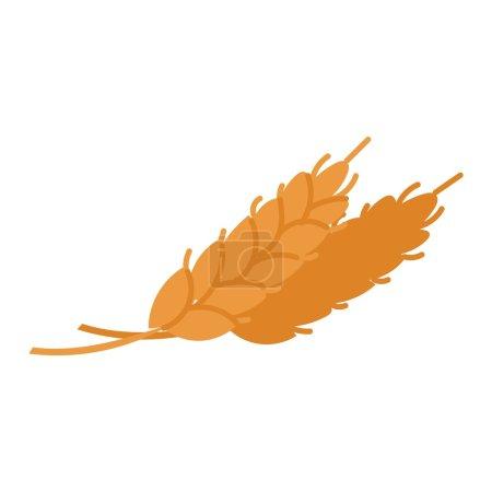 Autumn icon isolated