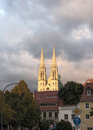 St. Peter and Paul church in Goerlitz, Germany