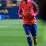 VILLARREAL, SPAIN - JANUARY 8: Leo Messi during La...