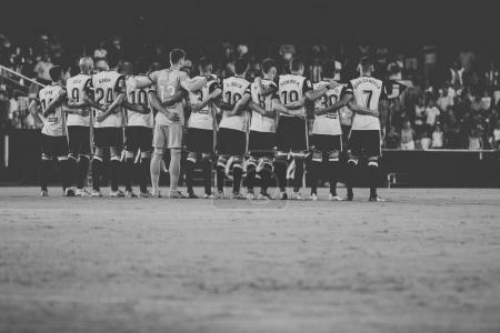 La Liga - Valencia CF vs UD Las Palmas