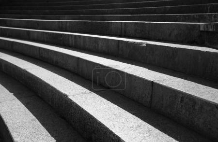 Photo for Architectural design of stairs - Royalty Free Image