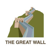 One of New 7 wonders of the world:The Great wall of China