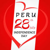 28th of July Peru Independence Day