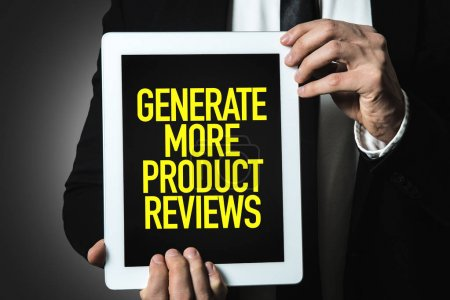 Generate More Product Reviews