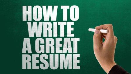 firmar cómo escribir gran curriculum vitae