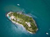 private island in Brazil