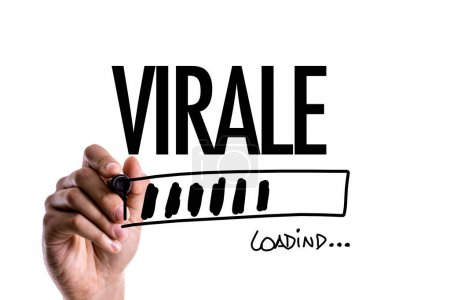 Viral Media (in French) on a concept image