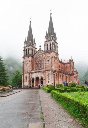 basilica de santa maria in spain