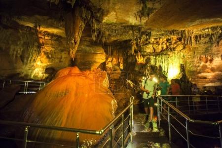 Sataphlia cave in Georgia