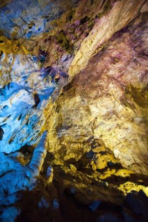 Prometheus cave in Georgia