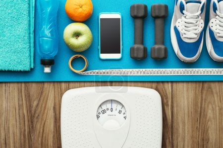 Healthy lifestyle and weight loss