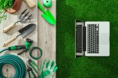 Gardening and technology