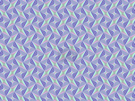 Abstract multicolored illustration. Mosaic background texture