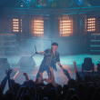 Постер, плакат: Dnipropetrovsk Ukraine October 31 2012: Scorpions rock band