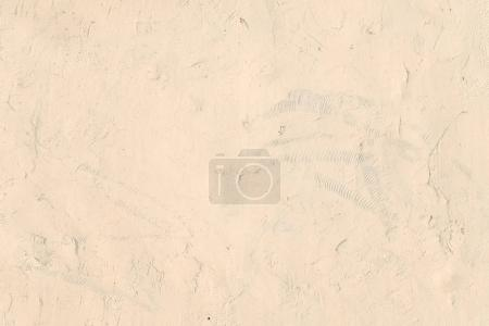 old beige plaster wall background