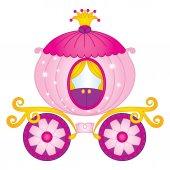 Vector Princess carriage Vector Cinderella Carriage