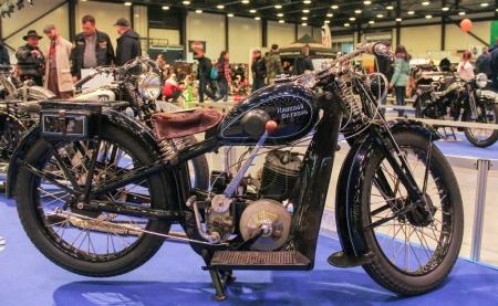 Motorcycles and motoconcepts presented at St. Pete...