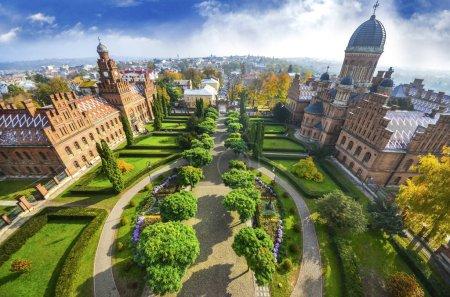 Chernivtsi National University - Yuriy Fedkovych Chernivtsi National University is the leading Ukrainian institution.