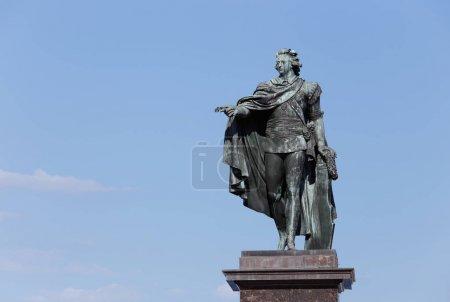 Gustav III statue by Johan Tobias Sergel (1740-1814)