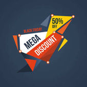 Black Friday discounts and special offers on shopping