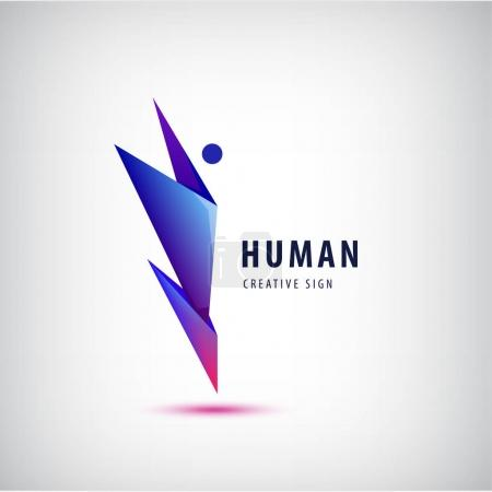 human body logo