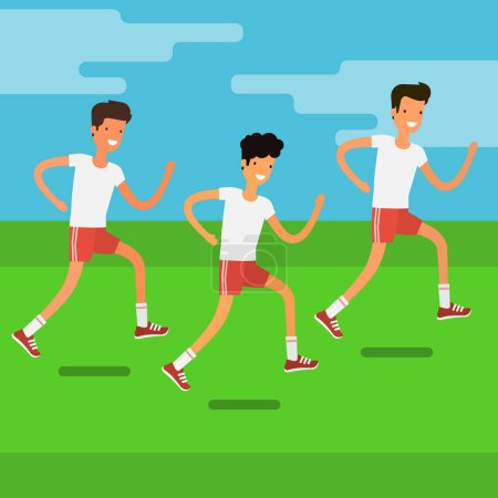 Sport and activity people