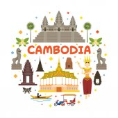 Landmarks Tourism and Traditional Culture