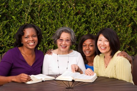 Photo for Multi cultural and generational women. Role model. - Royalty Free Image