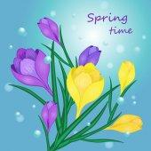 spring time flower- 01