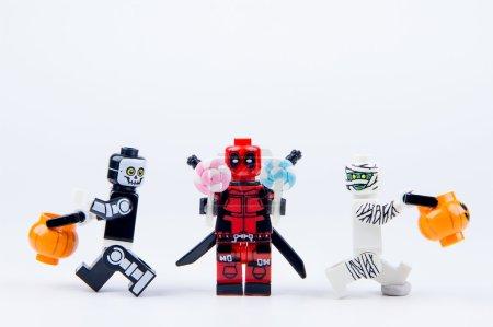 Lego ghost halloween want halloween