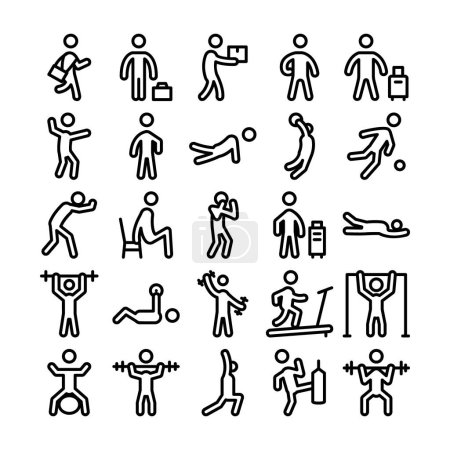 Pictograms Vector Icons 2