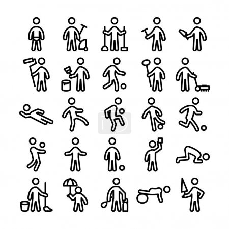Pictograms Vector Icons 5