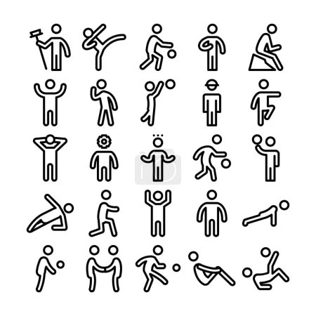 Pictograms Vector Icons 3