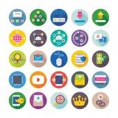 Seo and Digital Marketing Vector Icons 15