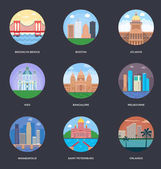 World Cities and Tourism Illustration 6