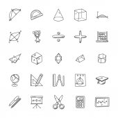 Collection of Mathematics Doodles