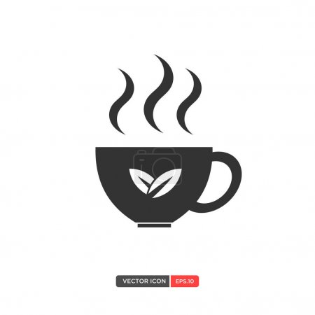 Cup of warm liquid