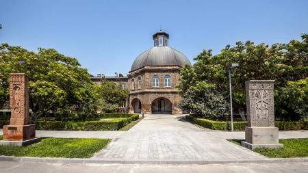 "Spiritual Seminary ""Gevorgyan"""