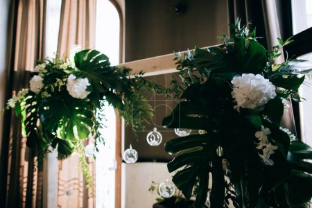 beautiful wedding flowers, decoration