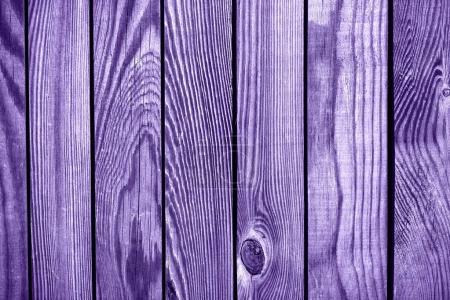Photo pour Lampe UltraViolet planches de bois texture murale fond - image libre de droit