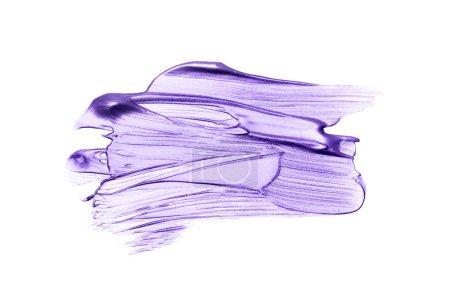 Ultra Violet melallic strokes