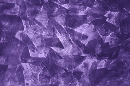 Beautiful Ultra Violet texture. Old stone macro, can be also used as background.