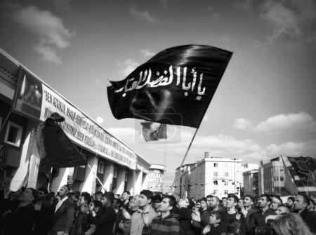 Mourning of Muharram in Turkey
